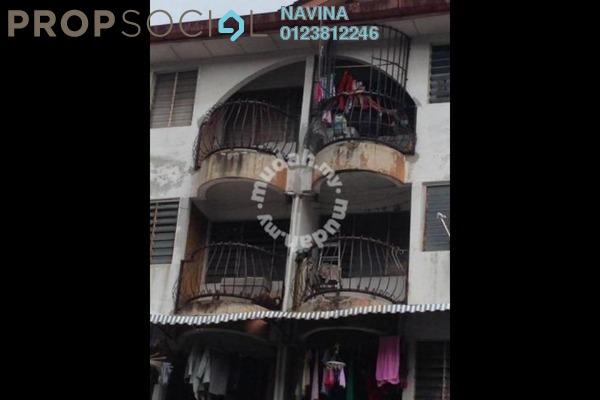 For Sale Apartment at Tenggiri, Seberang Jaya Freehold Unfurnished 2R/1B 52k