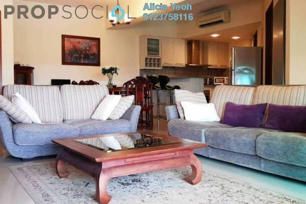For Rent Condominium at Saujana Residency, Subang Jaya Freehold Fully Furnished 3R/2B 4.5k