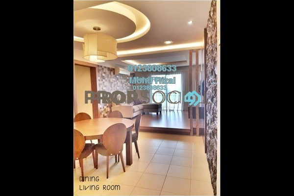 For Sale Condominium at Fortune Park, Seri Kembangan Freehold Fully Furnished 4R/2B 625k