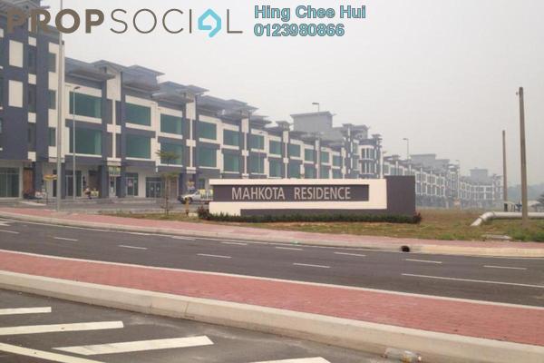 For Rent Condominium at Mahkota Garden Condominium, Bandar Mahkota Cheras Freehold Fully Furnished 4R/3B 1.2k