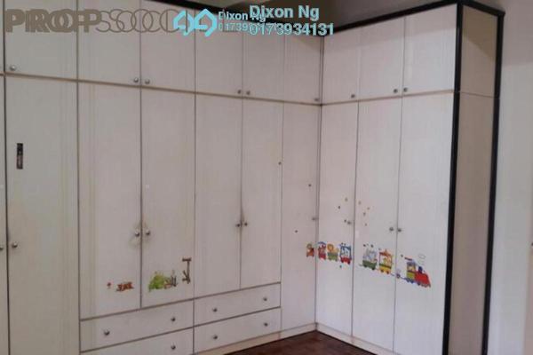 For Sale Terrace at SL6, Bandar Sungai Long Freehold Semi Furnished 4R/3B 580k