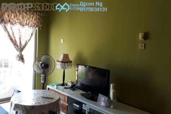 For Sale Apartment at Kenari Court, Pandan Indah Leasehold Semi Furnished 3R/2B 300k