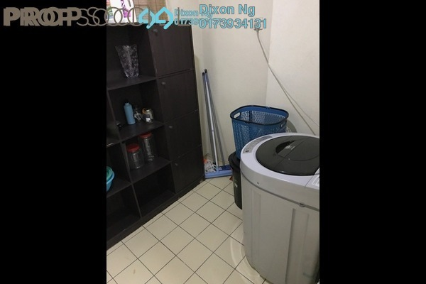 For Rent Condominium at Belimbing Heights, Seri Kembangan Freehold Fully Furnished 3R/2B 1.15k