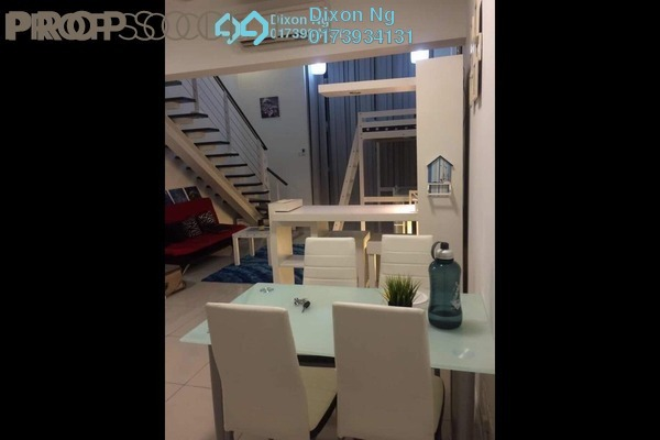 For Sale Serviced Residence at The Scott Soho, Old Klang Road Freehold Fully Furnished 1R/2B 465k