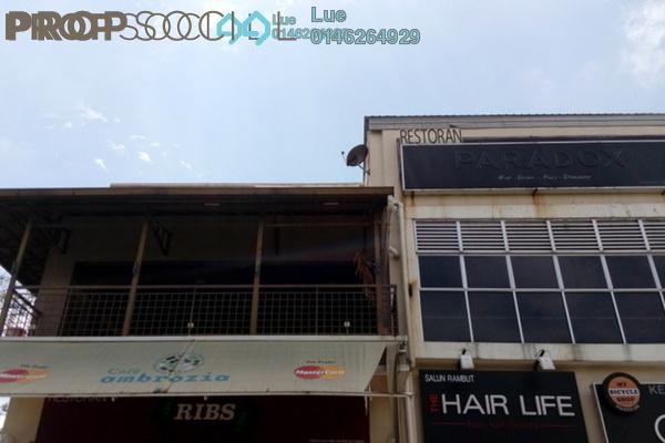 For Rent Shop at BU4, Bandar Utama Freehold Unfurnished 0R/0B 9k