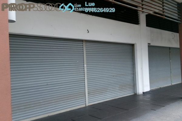 For Rent Shop at Section 9, Shah Alam Leasehold Unfurnished 0R/0B 4k