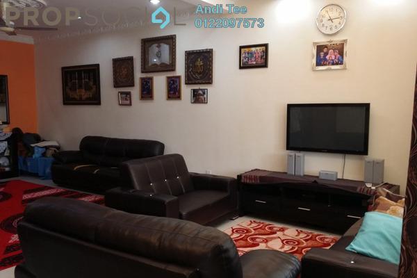 For Sale Terrace at Taman Jelok Impian, Kajang Freehold Semi Furnished 0R/3B 700k