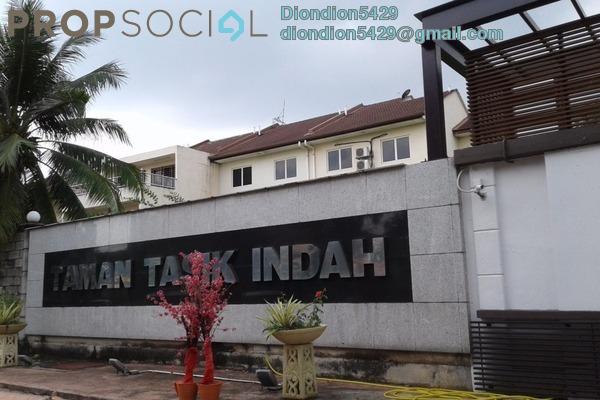 For Sale Terrace at Taman Tasik Indah, Jalan Ipoh Freehold Unfurnished 5R/5B 1.2m