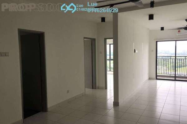 For Rent Apartment at Metia Residence, Shah Alam Leasehold Fully Furnished 2R/2B 1.7k