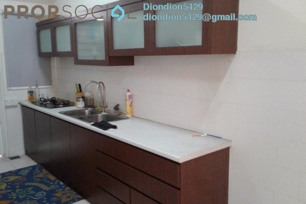 For Sale Terrace at Sutera Damansara, Damansara Damai Freehold Semi Furnished 4R/4B 830k