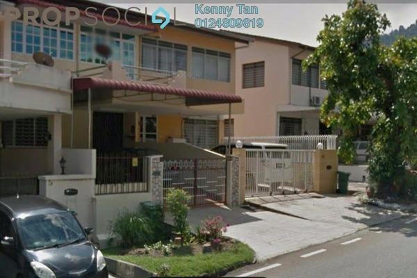 For Rent Terrace at Taman Green Lane, Green Lane Freehold Semi Furnished 3R/2B 1.4k