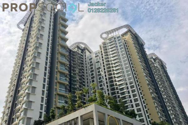 For Rent Condominium at You Vista @ You City, Batu 9 Cheras Freehold Semi Furnished 2R/2B 1.2k