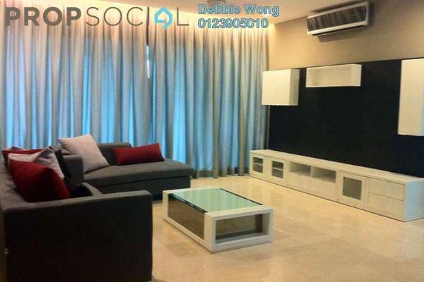 For Rent Condominium at Seni, Mont Kiara Freehold Fully Furnished 3R/4B 10k