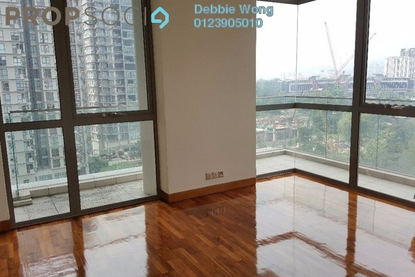 For Rent Condominium at Stonor Park, KLCC Freehold Semi Furnished 3R/4B 7k