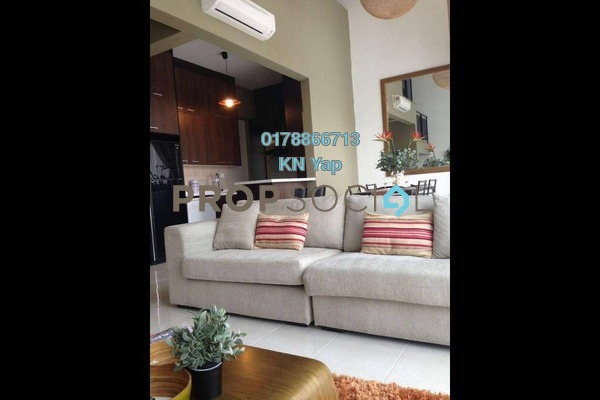 For Rent Serviced Residence at Tropicana City Tropics, Petaling Jaya Freehold Fully Furnished 2R/2B 4k