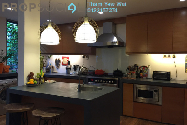 For Sale Terrace at Datuk Sulaiman, TTDI Freehold Semi Furnished 3R/3B 1.85m