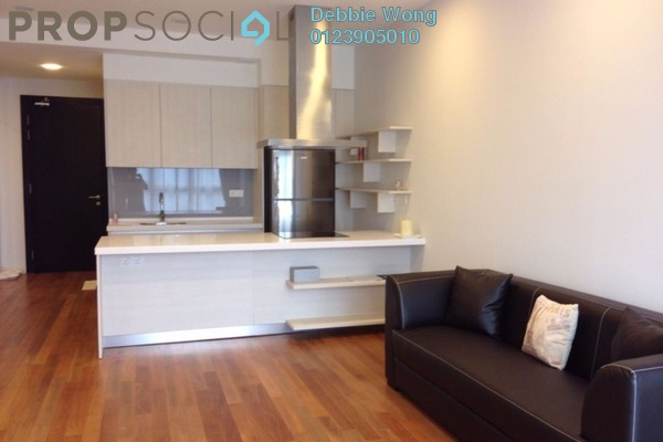 For Rent Condominium at Sixceylon, Bukit Ceylon Freehold Fully Furnished 2R/2B 3.5k