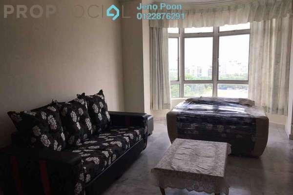 For Rent Condominium at Endah Regal, Sri Petaling Freehold Fully Furnished 3R/2B 1.7k