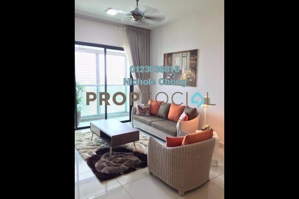 For Sale Condominium at Isola, Subang Jaya Freehold Fully Furnished 2R/2B 960k
