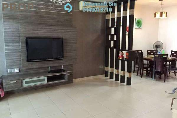 For Rent Terrace at Ideal Vision Park, Sungai Ara Freehold Fully Furnished 4R/3B 1.8k