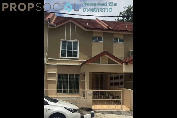 For Sale Terrace at Sunway Tunas Jaya, Batu Maung Freehold Unfurnished 4R/3B 950k