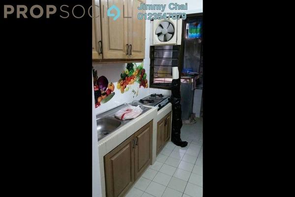 For Sale Condominium at Riviera 3 Apartment, Pandan Indah Freehold Semi Furnished 3R/2B 280k