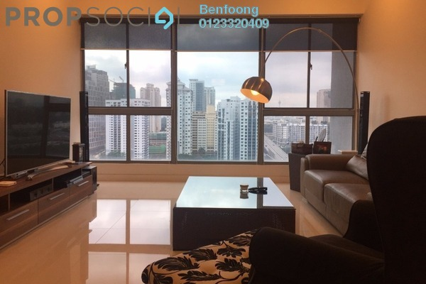 For Rent Condominium at Gateway Kiaramas, Mont Kiara Freehold Fully Furnished 3R/2B 5.5k