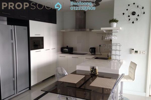 For Rent Condominium at Gateway Kiaramas, Mont Kiara Freehold Fully Furnished 1R/1B 2.7k