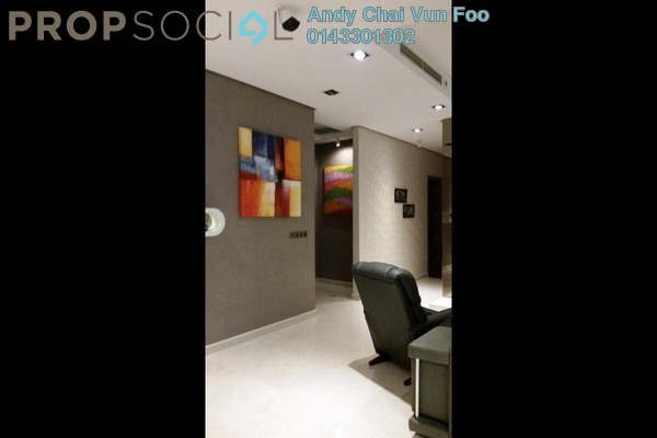 For Rent Condominium at Quadro Residences, KLCC Freehold Fully Furnished 4R/4B 9k