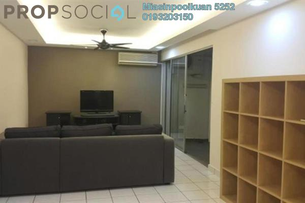 For Rent Condominium at Pantai Hillpark 2, Pantai Freehold Fully Furnished 3R/2B 2k