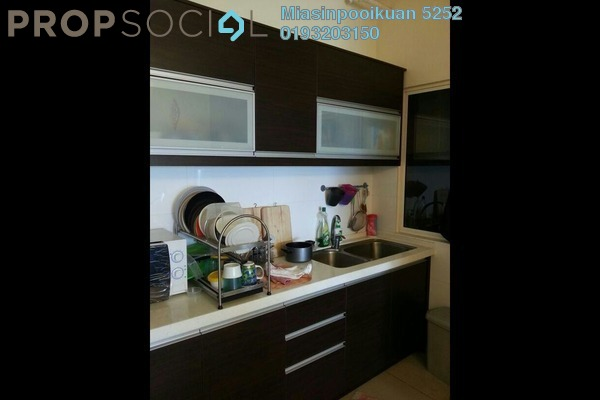 For Rent Serviced Residence at Endah Promenade, Sri Petaling Freehold Fully Furnished 3R/2B 2.45k