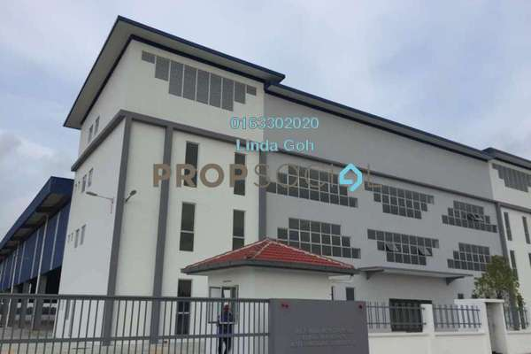For Rent Factory at Elmina Enterprise Park, City of Elmina Freehold Semi Furnished 0R/0B 78.5k