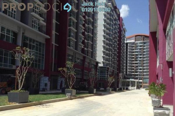 For Rent Condominium at Pacific Place, Ara Damansara Leasehold Semi Furnished 1R/1B 1.2k