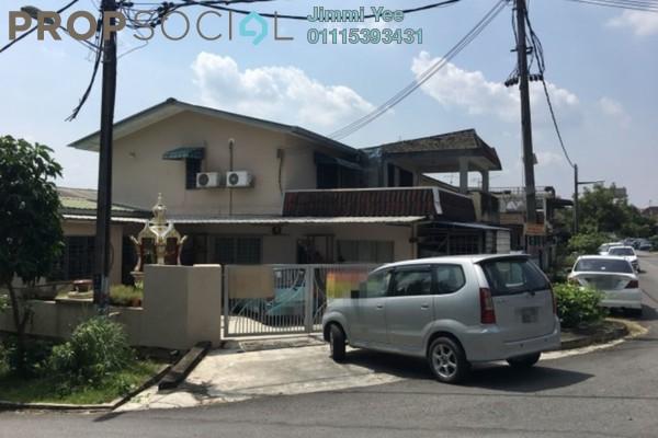 For Sale Terrace at Taman Bukit Kajang Baru, Kajang Freehold Semi Furnished 3R/2B 350k