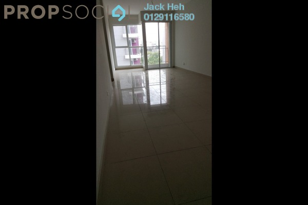 For Sale Condominium at Pacific Place, Ara Damansara Leasehold Semi Furnished 3R/2B 750k