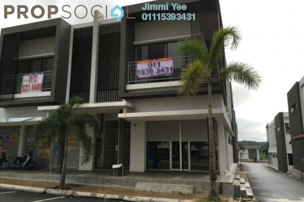 For Rent Shop at BSC Waterfront, Bandar Seri Coalfields Freehold Unfurnished 0R/2B 2.2k