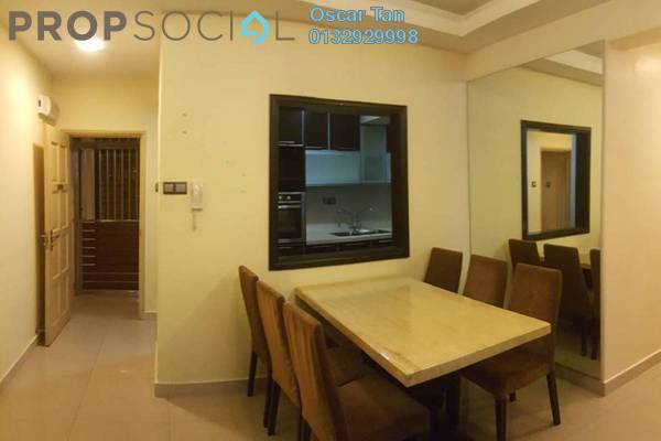 For Rent Condominium at Sri Putramas II, Dutamas Freehold Semi Furnished 3R/2B 2.3k