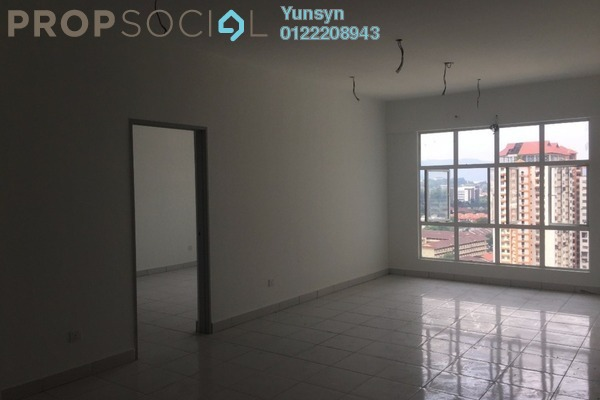 For Sale Condominium at M3 Residency, Gombak Freehold Unfurnished 3R/2B 448k