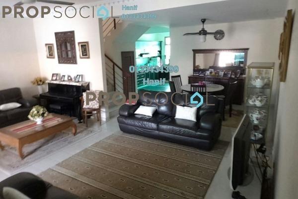 For Sale Terrace at Taman Mawar, Bandar Baru Salak Tinggi Freehold Semi Furnished 5R/3B 440k