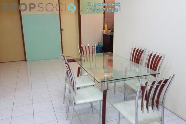 For Sale Apartment at Vista Impiana Apartment, Seri Kembangan Freehold Semi Furnished 3R/2B 263k
