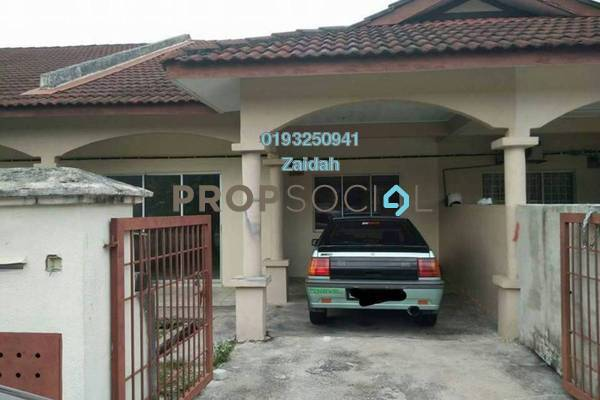 For Sale Terrace at Bandar Puncak Alam, Kuala Selangor Freehold Unfurnished 3R/2B 235k