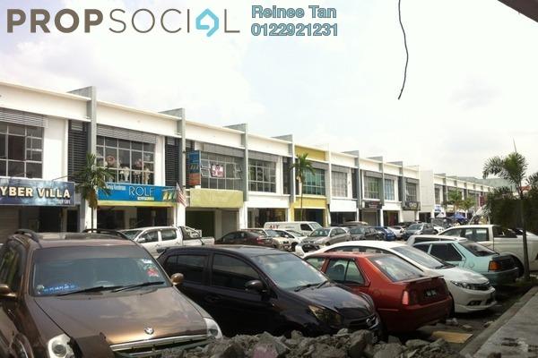 For Rent Shop at Taman Puncak Jalil, Bandar Putra Permai Freehold Unfurnished 0R/0B 1.8k