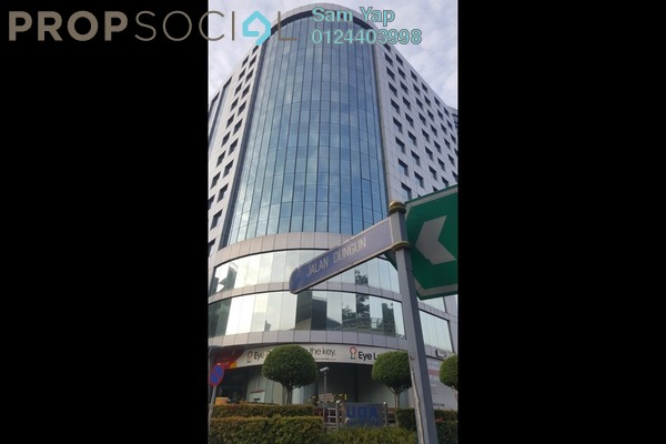 For Rent Office at Wisma UOA Damansara I, Damansara Heights Freehold Unfurnished 0R/0B 11.6k