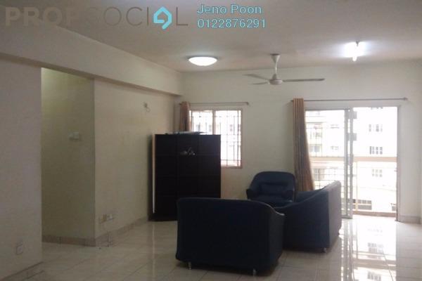 For Sale Condominium at Endah Puri, Sri Petaling Freehold Semi Furnished 3R/2B 529k