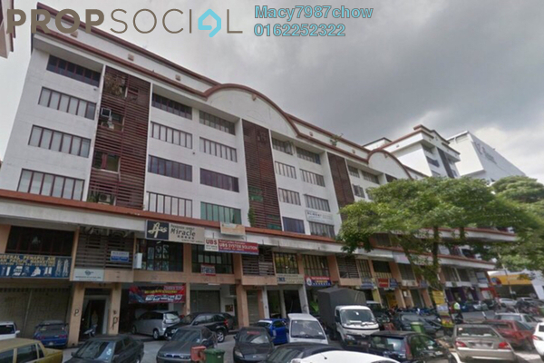 For Sale Office at Cheras Sentral, Cheras Freehold Unfurnished 0R/0B 239k