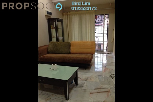 For Sale Terrace at Pandan Mewah, Pandan Indah Freehold Semi Furnished 3R/2B 578k