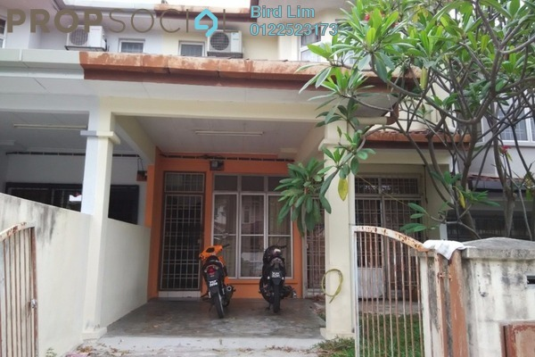 For Sale Terrace at Taman Puncak Jalil, Bandar Putra Permai Freehold Unfurnished 4R/3B 499k