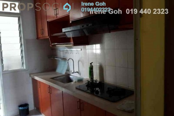 For Rent Condominium at Parkview Towers, Bukit Jambul Freehold Fully Furnished 3R/2B 1.5k