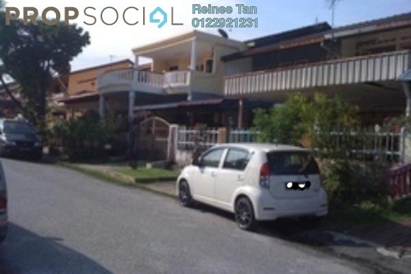 For Sale Terrace at Taman Desa Jaya, Kepong Freehold Semi Furnished 5R/2B 530k