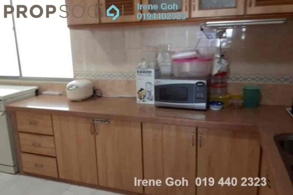 For Rent Condominium at Parkview Towers, Bukit Jambul Freehold Fully Furnished 3R/2B 1.3k
